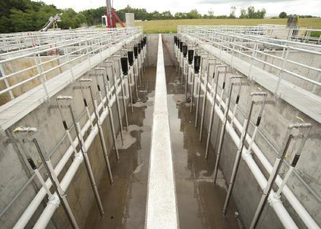 CHESTERFIELDWastewater Treatment Plant