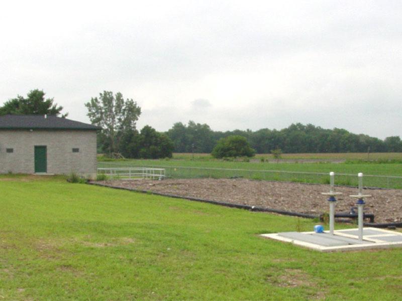 MENTONEWastewater Treatment Plant (SAGR System)